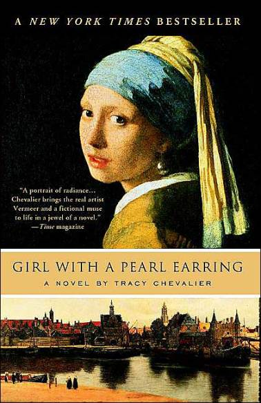 Girl With a Pearl Earring - Tracy Chevalier